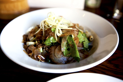 Sichuan beef tendon