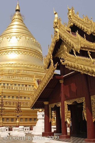 shwezigon paya pagodas