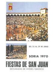 Cartel San Juan 1970