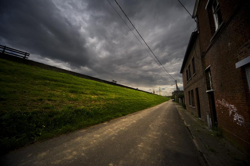 Dark clouds over Doel
