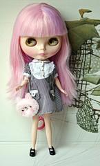 My lovely pink girl.