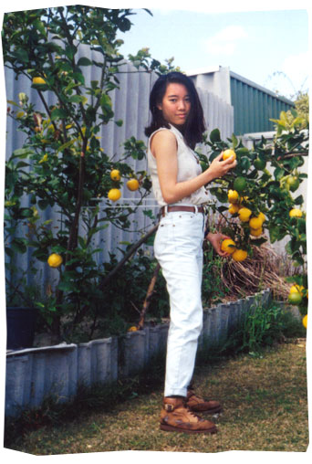 The Younger Karen Cheng