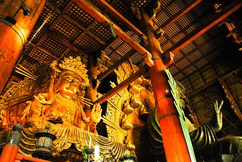 Tōdai-ji Buddhas