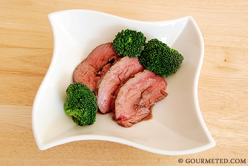 Asian Ginger Beef Steak