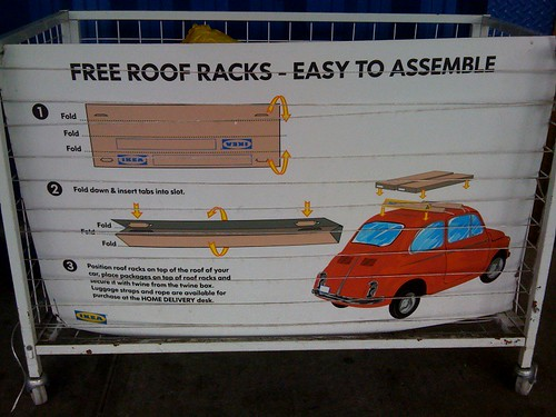 Plywood Roof Racks