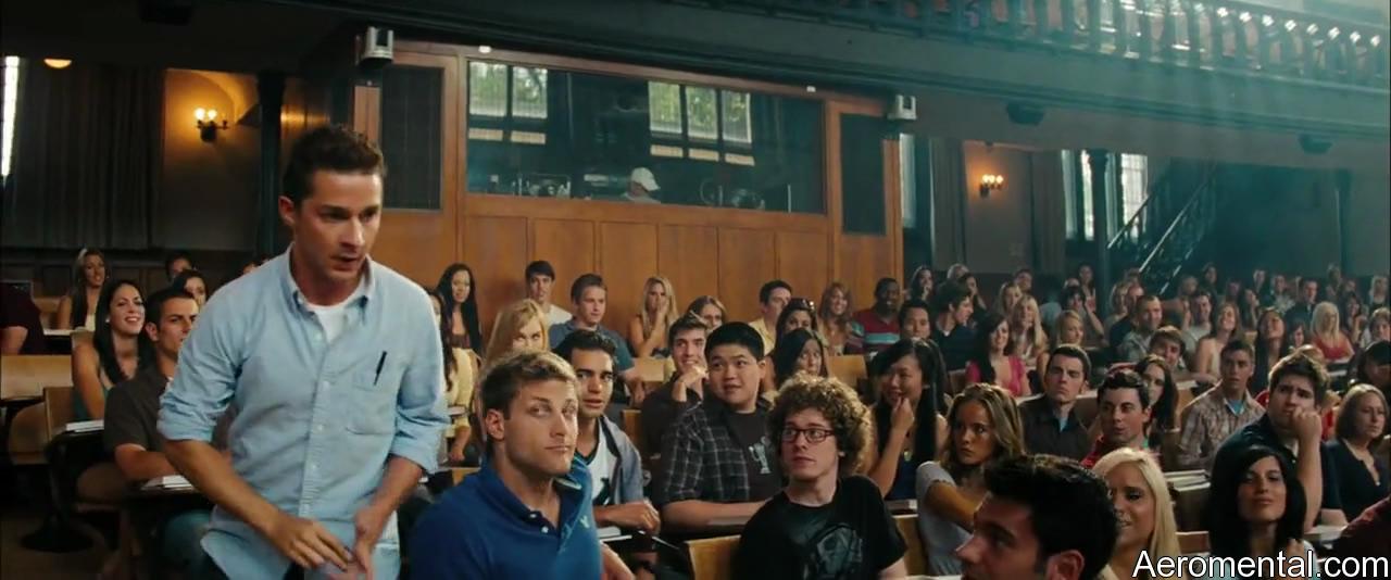 Transformers 2 salón de clases