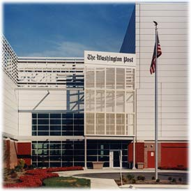 Washington Post Plant