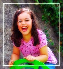 Myeisha laughing like crazy (ACIDIRK) Tags: kids laughing children funny child 500views myeisha d80sigma15002 8portraitchildrenlaughing