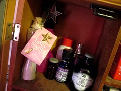 What's in My Potion Cabinet...