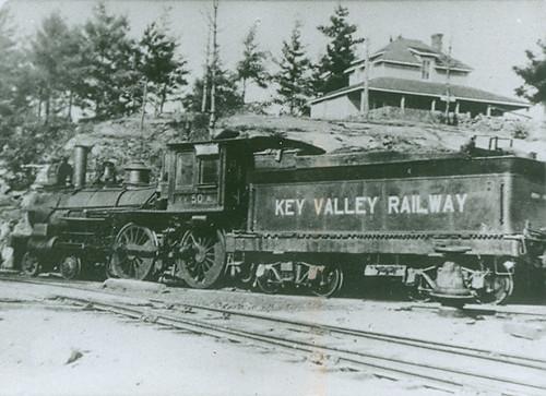 KVR Engine No. 50
