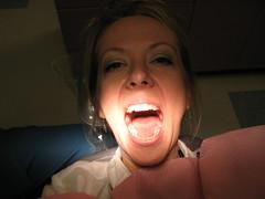 Dentist!!!! (daradactyl) Tags: dentist ahhhhh vlad 365project nocavitiesthistime