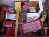 Lundby Möbel - Furnitures (*blythe-berlin*) Tags: dolls sweden glue schweden attic 70s dollhouse caco dachboden rockinchair schaukelstuhl puppenhaus lundby klebstoff biegepüppchen