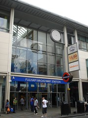 Picture of Fulham Broadway Station