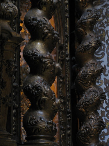 Church Column Detail, Granada