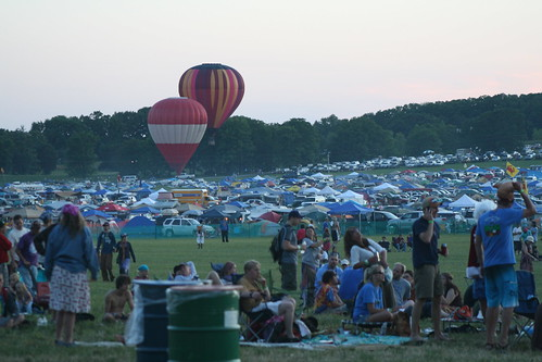 Wakarusa 2009: Friday