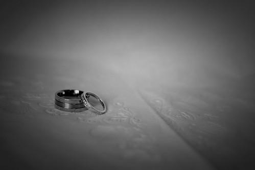 Wedding Rings Image by NickNguyen via Flickr