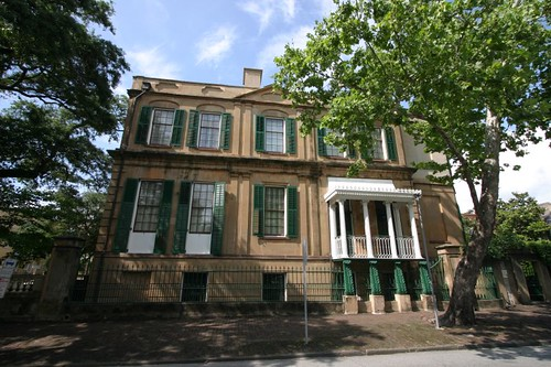 Owens-Thomas House (Museum). Savannah, GA.