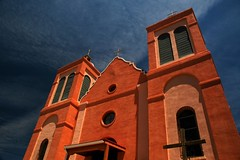 Saint Vincent de Paul (jwoodphoto) Tags: newmexico church catholic silvercity saintvincentdepaul