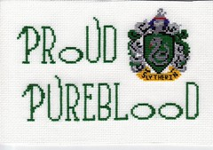 Proud Pureblood scan