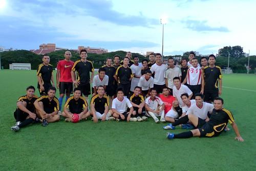 Footsie FC Vs NIE