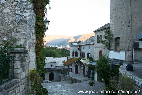 Photo of Mostar in southern Bosnia and Herzegovina in September 2008