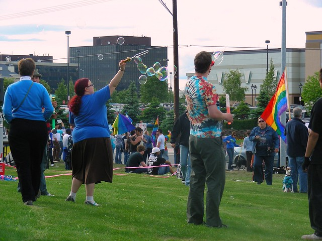 June 17, 2009 public hearing at Anchorage Assembly