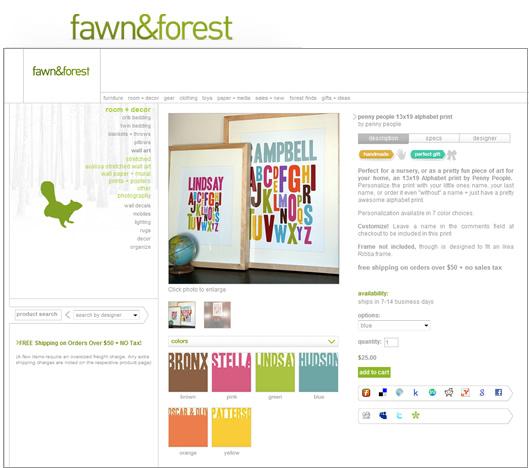 fawnandforest