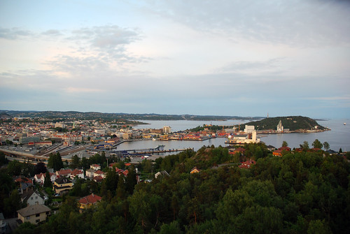 Kristiansand by allenthepostman, on Flickr