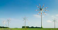Windrad II (mr.wohl) Tags: sky clouds nikon energie feld wiese himmel windrad strom himmelblau zukunft windenergie ebv erneuerbareenergie nikond80 mrwohl