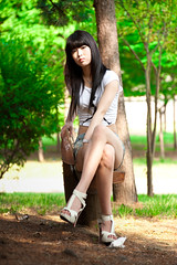 20090613-_CSY3778 (DJ KENTA (cseyoon)) Tags: summer girl forest asian nikon hill leg korean tele nikkor 19 70300    d700