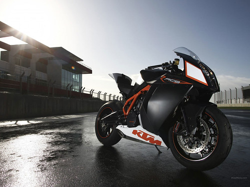 KTM 1190 RC8-x wallpaper
