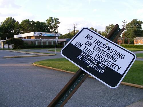 MCAD Sign