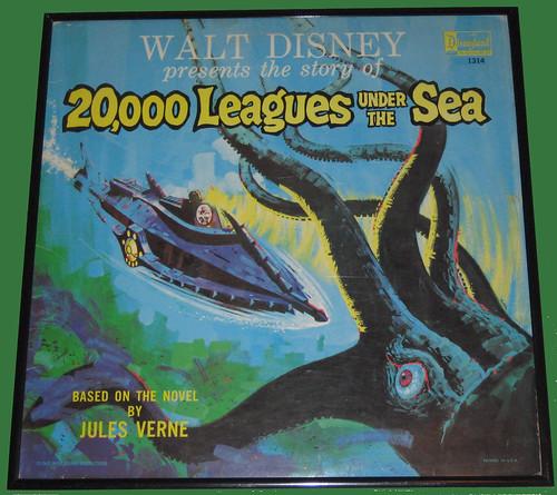 Walt Disney Presents the Story of 20000 Leagues Under the Sea (Disneyland