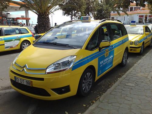 такси ситроен москва