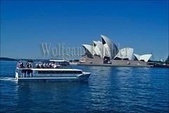 50005697 (wolfgangkaehler) Tags: city tourism architecture boats harbor boat opera tour sydney cities australia tourist tourists unescoworldheritagesite worldheritagesite boating operahouse harbors tourboat oceania sydneyaustralia tourboats