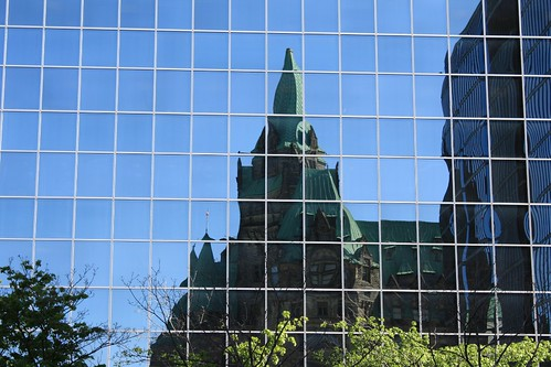Reflection of Parliament