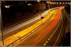 Nocturnas02 (JacQuiles) Tags: light luz canon long catalonia ciudades nocturnas callejeando tarragona reflejos transporte trafico exposiciones filtros eos5d largas