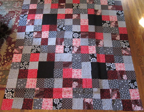 #137 - My Sister's Quilt Layout