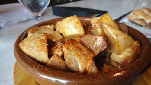 tia pol patatas bravas