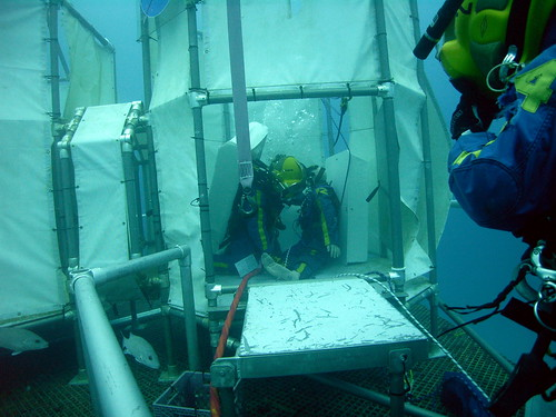 NEEMO 14 - Chris A. Hadfield - Thomas H. Marshburn 4627024057_13b5981309