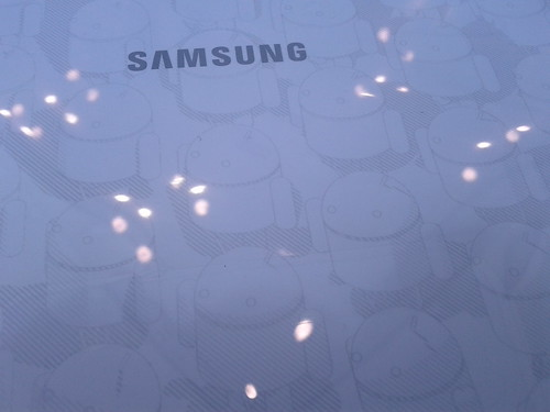 Custom io graphics Samsung tab