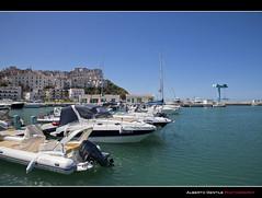 Porto turistico di Rodi Garganico (albygent Alberto Gentile) Tags: mare puglia rodi gargano canon5dmkii mygearandme