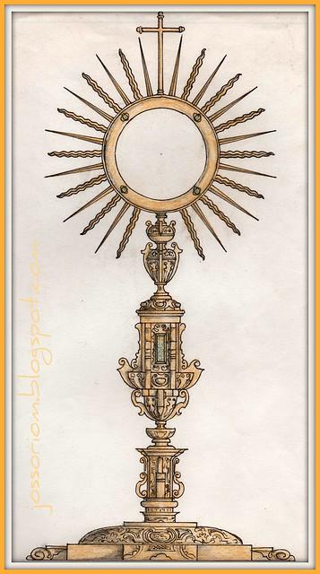 Ostensorio 1984