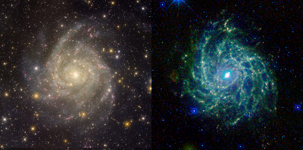 A Taste Of Wise Galaxies Bad Astronomy Bad Astronomy