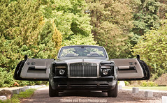 Wings Of Luxury (Thomas van Rooij) Tags: trees money black cars car photography amazing nikon doors open photoshoot thomas spirit awesome extreme suicide style convertible automotive exotic stunning rolls autos van nikkor phantom cabrio luxury rare coupe exclusive supercar royce wealth stylish exotics supercars malden cabriolet 18105 opened fotoshoot 2011 d90 drophead zuijlen ecxtasy rooij thomasvanrooij