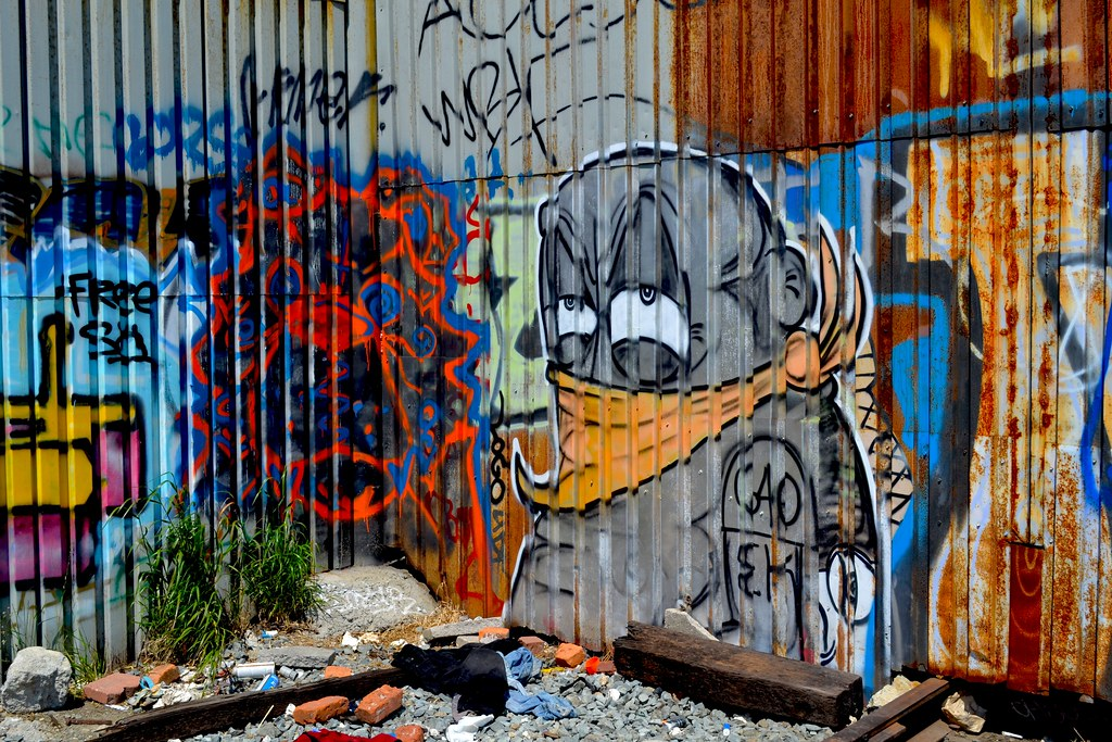 GORSE, LOGO, Graffiti, Street Art, Oakland
