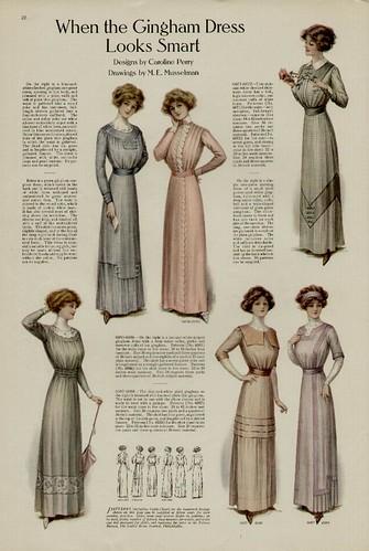 1911 fashion plate