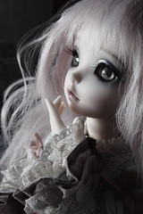 Portrait (BellaRhana) Tags: ball doll luna bjd fairyland joint littlefee