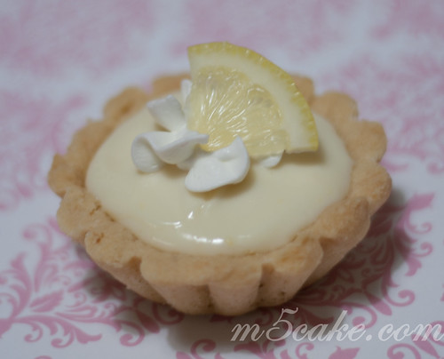 Lemon tarts - 1