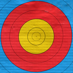 archery target by Leo Reynolds, on Flickr
